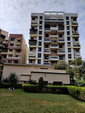 3bhk very big flat for  less price for sale in handewadi road