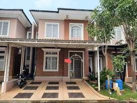 Dijual Rumah Cluster Trimezia