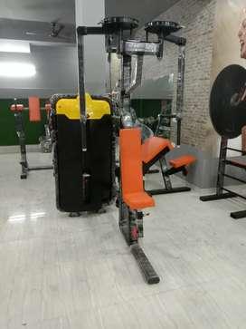 We r gym equipment s dealer.