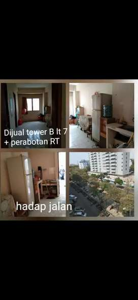 Dijual apartmn city park 2br