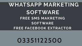 whatsapp marketing software extractor facebook marketing software