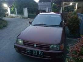 Toyota Starlet 1.3 SEG 1993