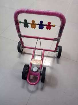 Pink walker
