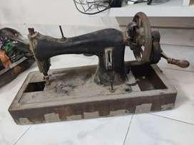 Antique Hand Sewing  Machine