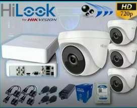 aneka merek camera CCTV dan tipe lengkap gratis pemasangan.