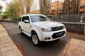 Ford Everest Limited TDCi AT 2013 Tangan Pertama