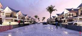 Elegant New 4BHK Villa/Prime Location/Alluring look/Modern amenities