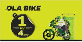 Hiring Bike Taxi Executives in Hyderbad