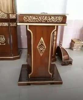 mimbar masjid harga terjangkau jati 02