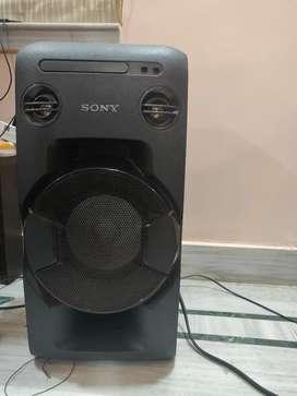 Sony mhc v11 bluetooth speaker 3.1