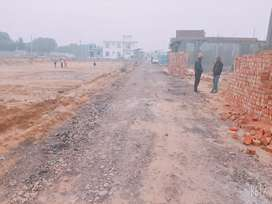 Gurgaon Residential plots 1 year EMI par near badshapur