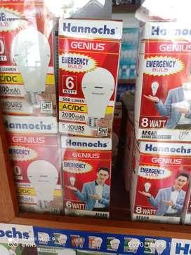 Led emergency Hannochs genius 6w