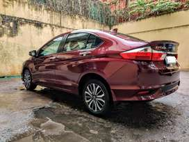 Honda city zx automatic top end