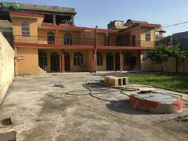 For Rent available for guest house & school college 150 thsnd Rent