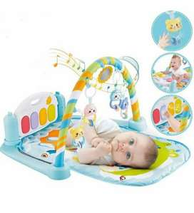 Baby Piano Gym Play Mat 5 in 1