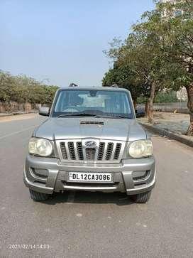 Mahindra Scorpio 2002-2013 2.6 LX, 2012, Diesel