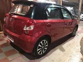 Toyota Etios Liva V SP*, 2018, Petrol