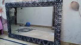 New large wall fiber mirror