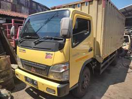 Mitsubishi Colt Diesel Canter Fe 74 Superspeed 125 PS Box Besi Istw