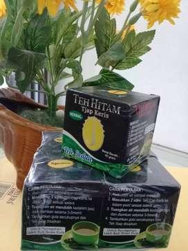 Teh hitam herbal premium