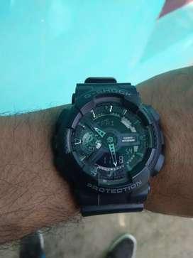 G- shock watch