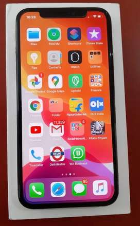 Iphone 'x' Space Grey 64 Gb