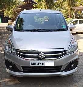 Maruti Suzuki Ertiga SHVS VDI, 2017, Diesel