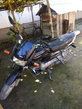 I want to sell my bike for money problem. At 34000