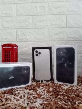 iPhone 11 PRO 64 garansi resmi Tam NEW Cash/kredit bisa
