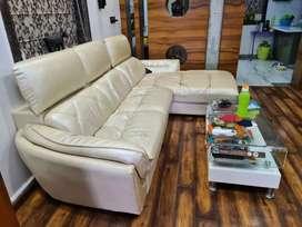Sofa set and Tea table