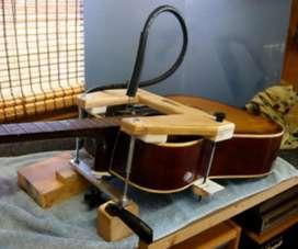Guitar repairing & restoration services