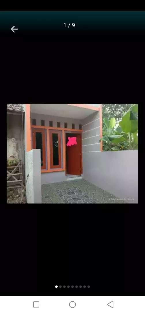 Rumah kampung mungil di Kranggan jati sampurna 0