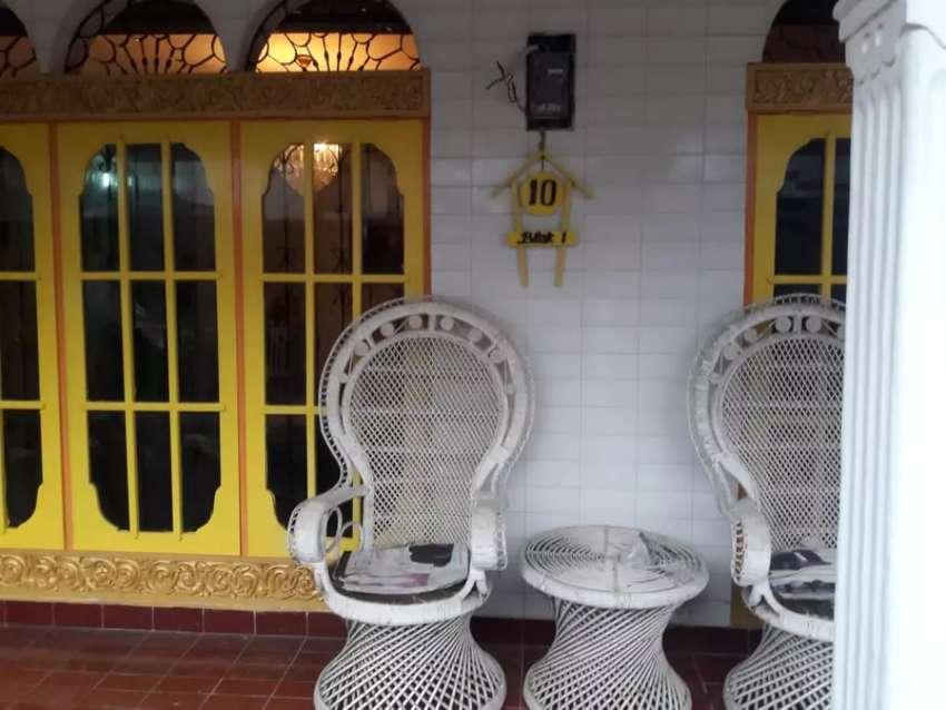 Dijual rumah 2 lantai di Padang Sumatra barat beserta Isi nya 0