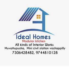 All kinds of interior works