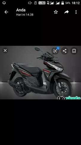 Oper kredit Vario 125cc (Mulus)