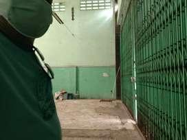 Disewakan Gudang 500 m2 Listrik 5000 Watt di Lamongan Selatan