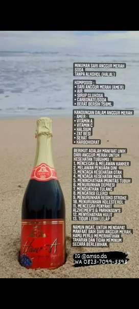 Minuman Soda Import