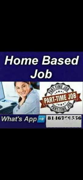 We do offers flexible online - offline part time works...