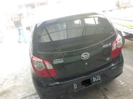 Daihatsu ayla plat D kondisi mulus (istimewa) nama sendiri
