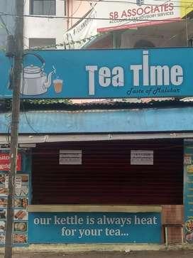 Tea shop Hotel Rent