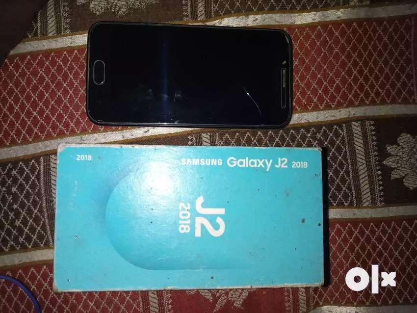 Samsung galaxy j2 2018 0