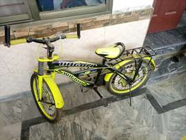 Almost New cycle for sale