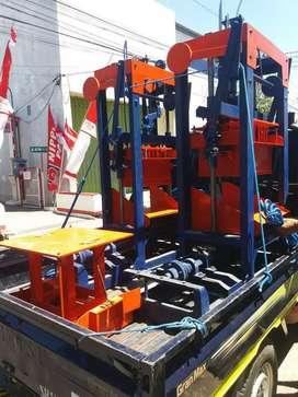 Mesin Press murah meriah batako paving