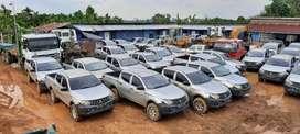 Di Jual 30 Unit Mobil Triton