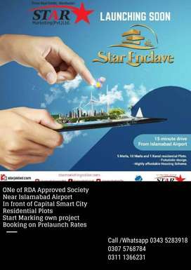 Star Enclave - Star Marketing - Pre Launch Rate Booking For Sale