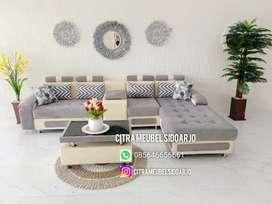 Sofa sudut multiflorum