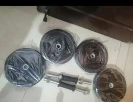 Rubber Gym Plates