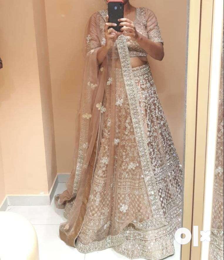 Designer wedding Lehanga 0