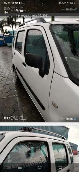 Maruti Suzuki Wagon R 2006 CNG & Hybrids 75000 Km Driven
