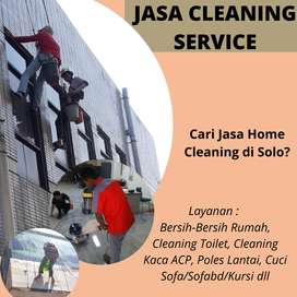 Jasa Cleaning Kaca/ACP/Gedung Tinggi di Solo